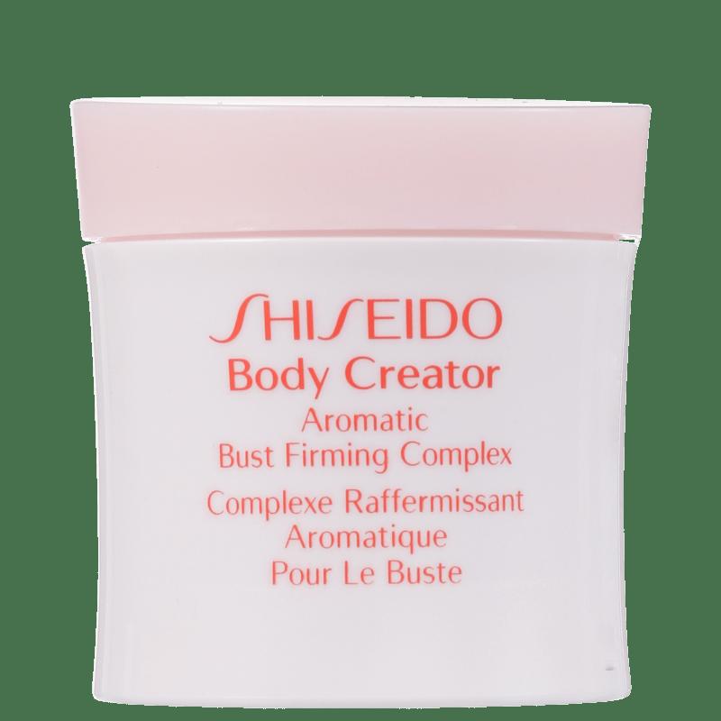 Shiseido Global Care Body Creator Aromatic Bust Firming Complex - Creme Firmador de Seios 75ml