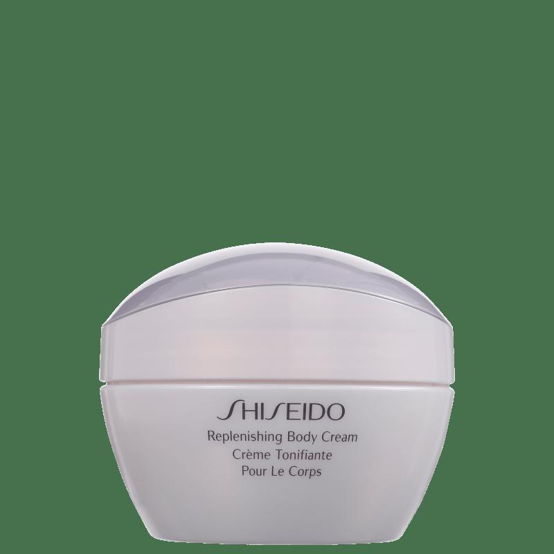 Shiseido Global Care Replenishing Body - Creme Corporal 200ml