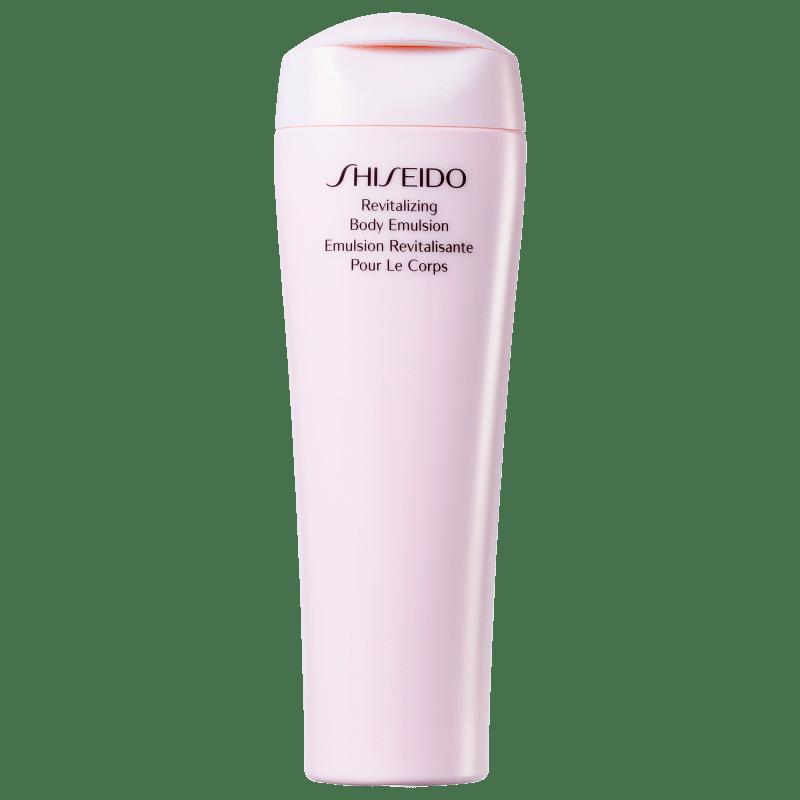 Shiseido Global Care Revitalizing Body - Emulsão Hidratante Corporal 200ml
