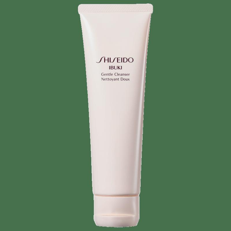 Shiseido Ibuki Gentle Cleanser - Espuma de Limpeza 125ml