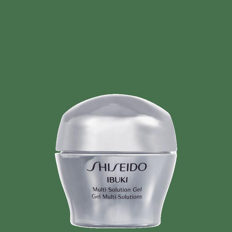 Shiseido Ibuki Multi Solution - Gel Multifuncional Facial 30ml