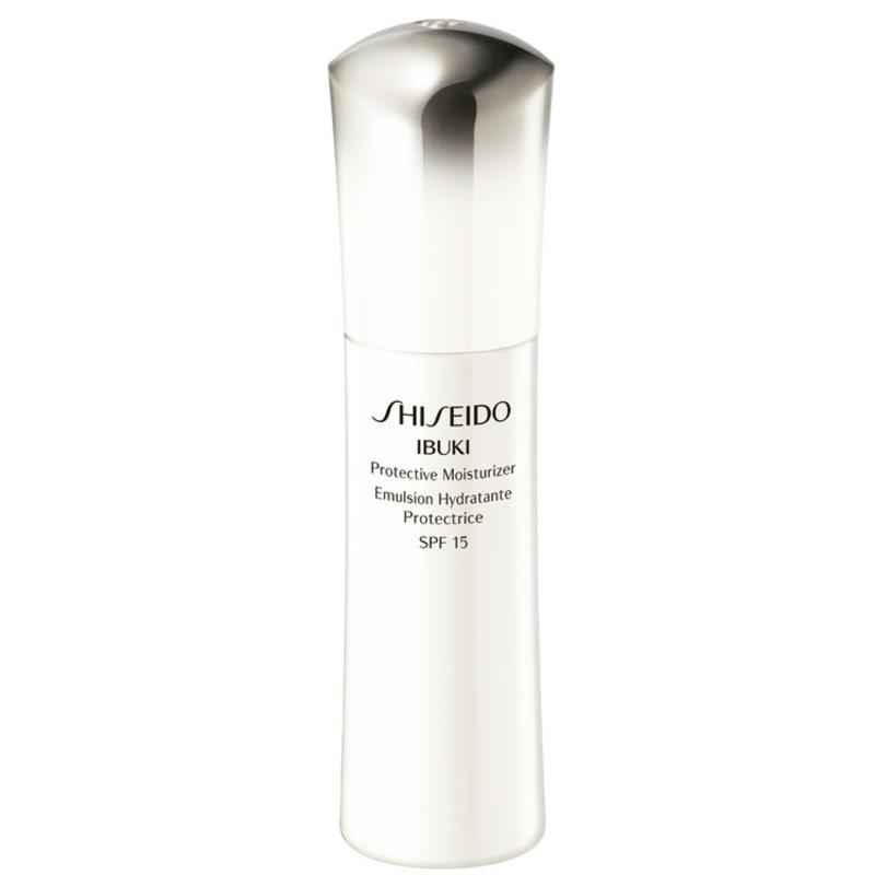 Shiseido Ibuki Protective Moisturizer Broad Spectrum Spf 15 - Hidratante 75ml