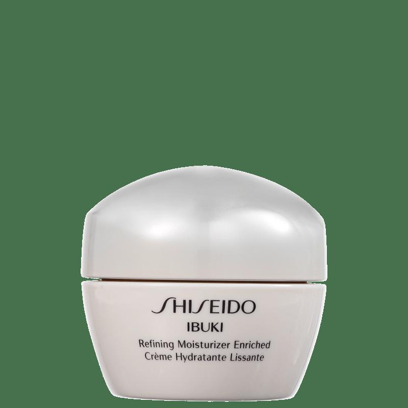 Shiseido Ibuki Refining Moisturizer Enriched - Creme Hidratante Facial 50ml