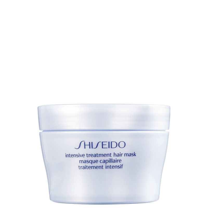 Shiseido Intensive Treatment Hair Mask - Máscara de Tratamento 200ml