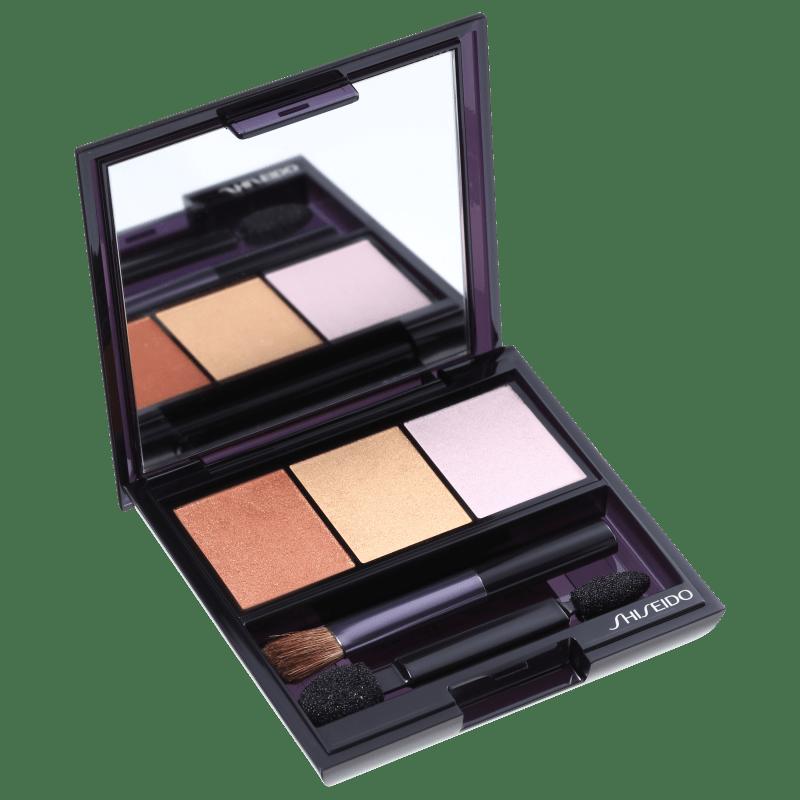 Shiseido Luminizing Satin Br214 - Paleta de Sombras 3g