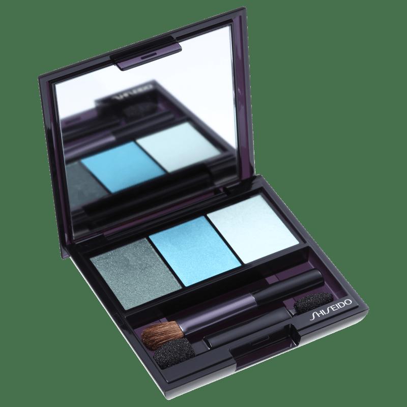 Shiseido Luminizing Satin Gr412 - Paleta de Sombras 3g