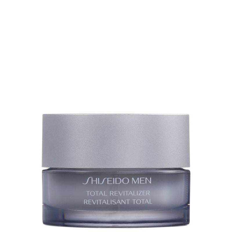 Shiseido Men Total Revitalizer - Creme para Rugas e Anti-Idade 50ml
