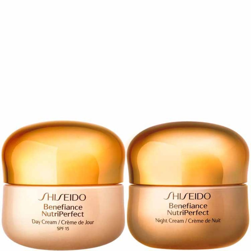 Kit Shiseido Benefiance NutriPerfect Day and Night Treatment (2 produtos)