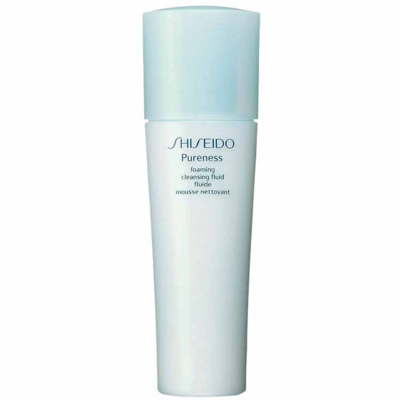 Shiseido Pureness Foaming Cleansing - Loção Limpeza Facial 150ml