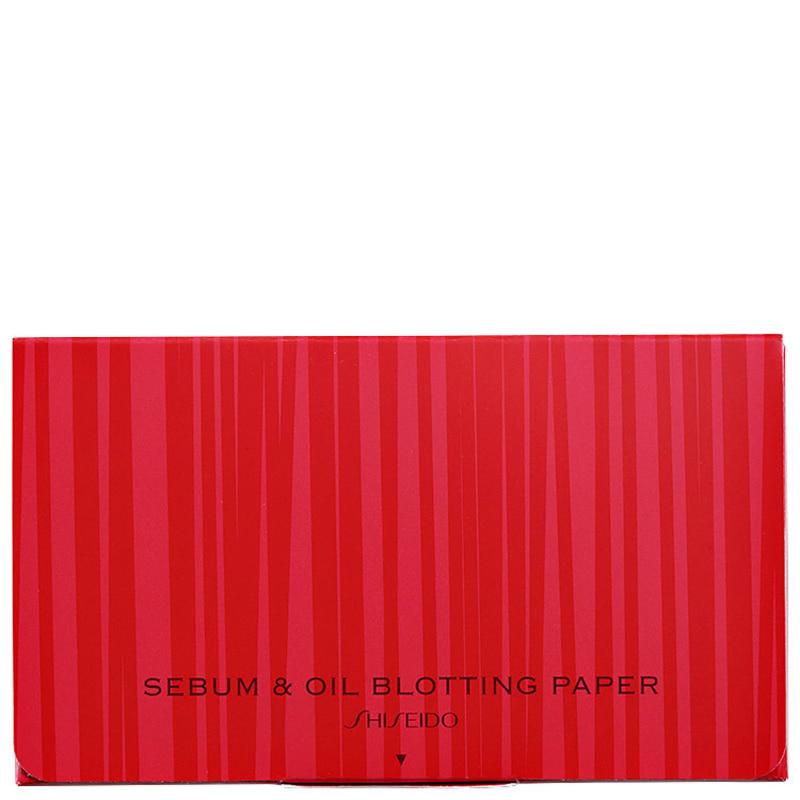 Shiseido Pureness Oil Control Blotting Paper - Lenço Matificante (90 unidades)