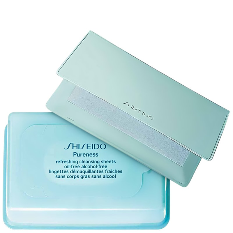 Kit Shiseido Pureness Practice (2 produtos)