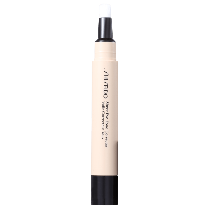 Shiseido Sheer Eyes Zone Corrector 103 - Corretivo Líquido 3,8ml