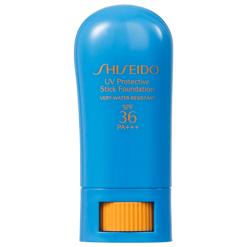 Shiseido Sun Care Sun Protection Stick Foundation FPS 36 Beige - Base em Bastão 9g