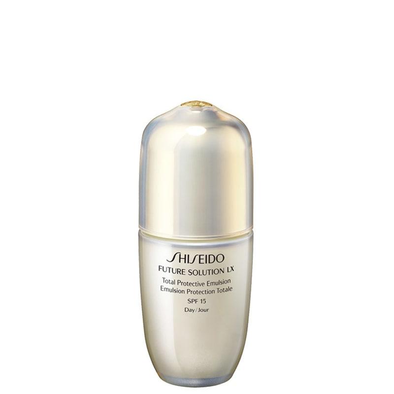 Shiseido Future Solution LX Total Protective Emulsion SPF 15 – Anti-Idade 75ml