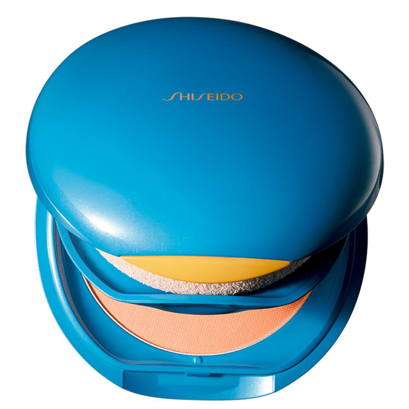 Shiseido Sun Care UV Protective Compact Foundation FPS 35 Light Beige - Base Compacta Refil 12g