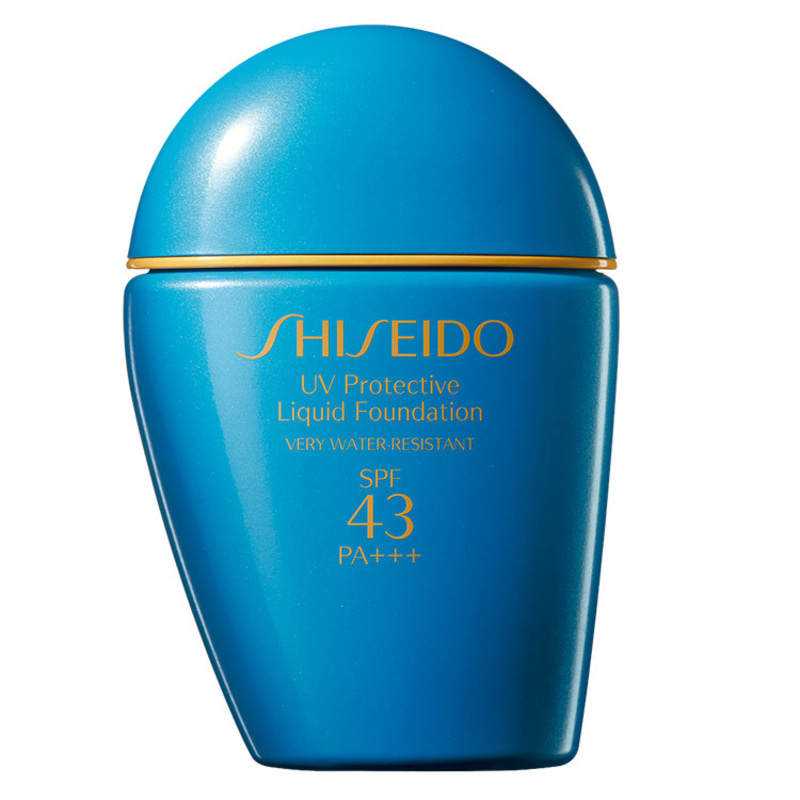 Shiseido Sun Care UV Protective Liquid Foundation FPS 43 Medium Ivory - Base Líquida 30ml