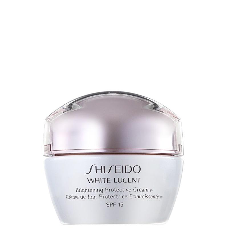 Shiseido White Lucent Brightening Protective Cream W SPF15 – Hidratante Diurno 50ml