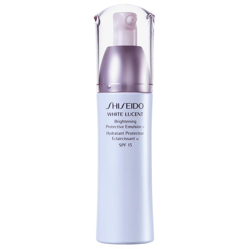 Shiseido White Lucent Brightening Protective W FPS 15 - Emulsão Hidratante Diurna 75ml