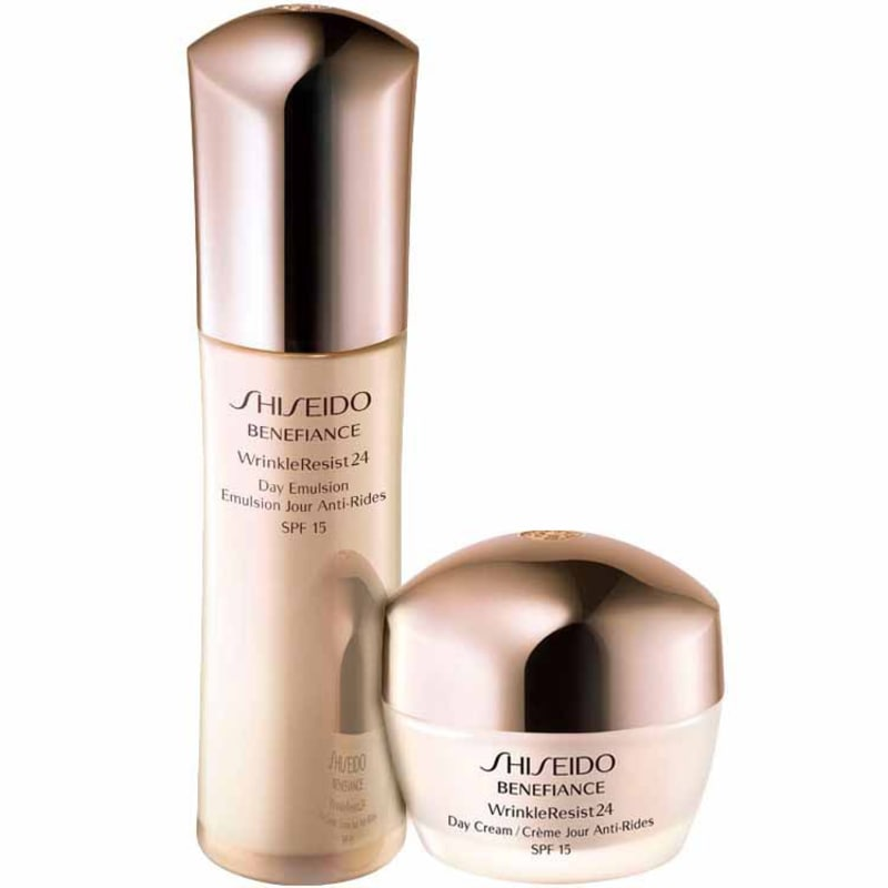 Shiseido Wrinkle Resist24 Day Treatment Kit (2 Produtos)