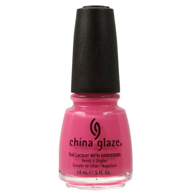 China Glaze Shocking Pink - Esmalte Matte 14ml