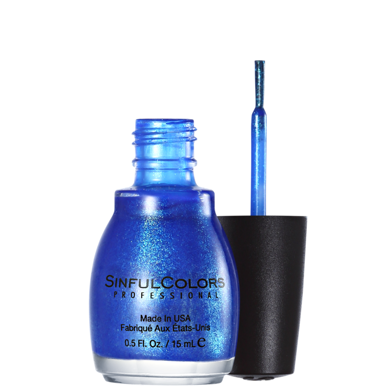 SinfulColors Professional Blue by You - Esmalte Perolado 15ml
