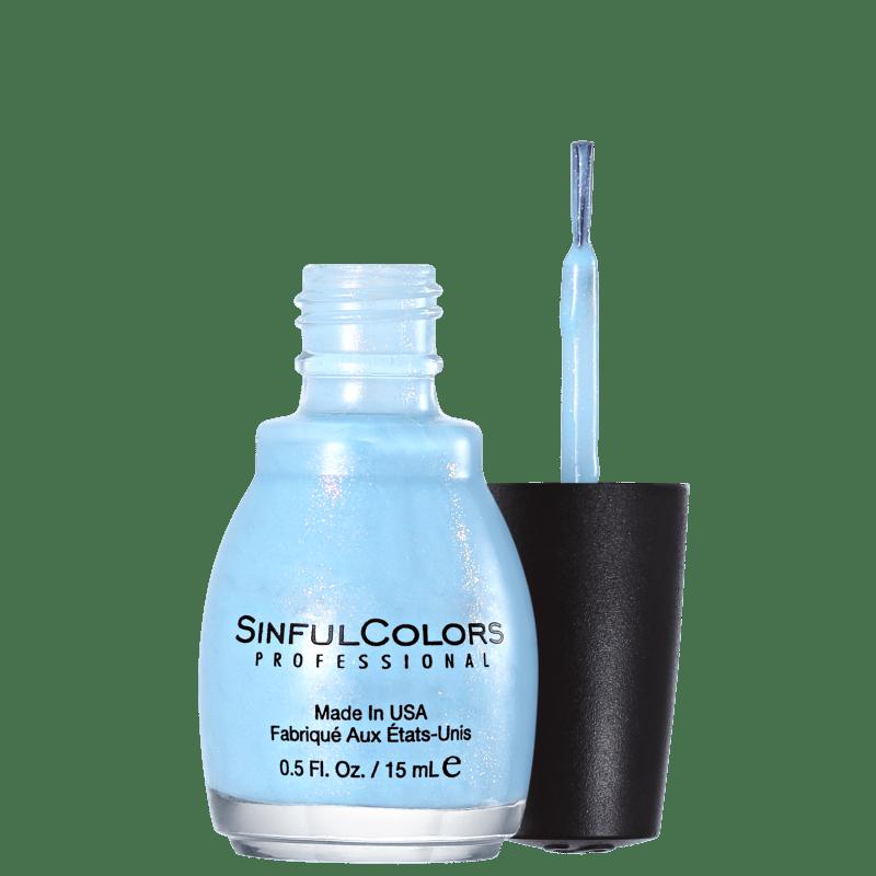 SinfulColors Professional Cinderella 1106 - Esmalte Cintilante 15ml