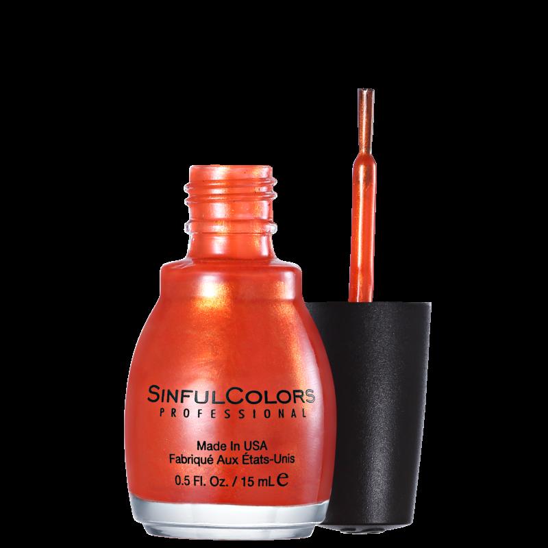 SinfulColors Professional Courtney Orange 30 - Esmalte 15ml