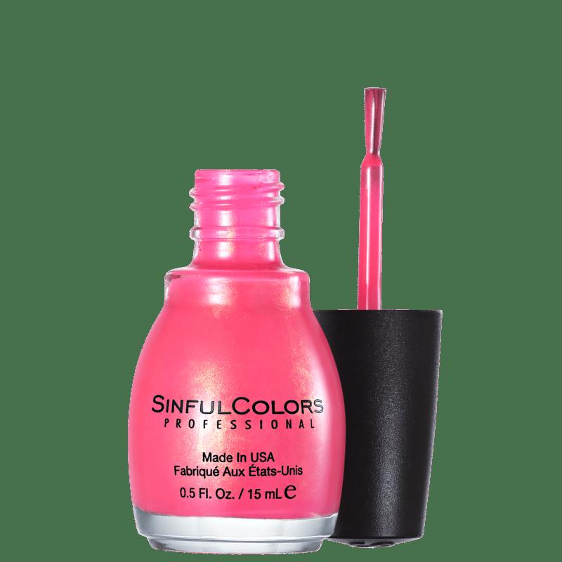 SinfulColors Professional Cream Pink 152 - Esmalte Perolado 15ml