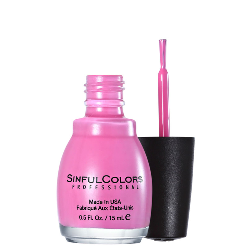 SinfulColors Professional Pink Forever 313 - Esmalte Cremoso 15ml