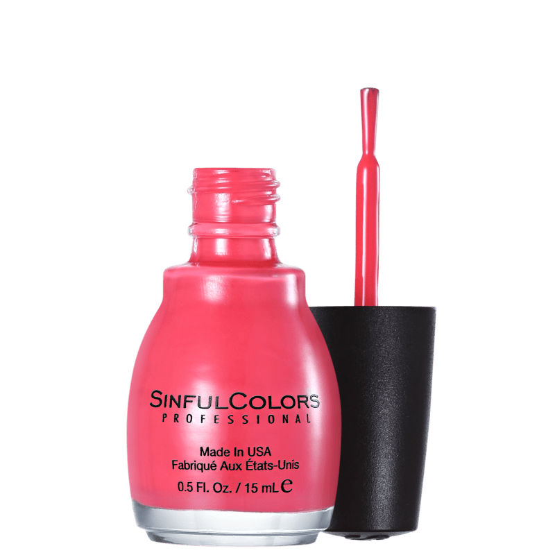 SinfulColors Professional Thimbleberry 108 - Esmalte Cremoso 15ml
