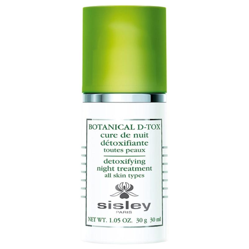 Sisley Botanical D-Tox Cure de Nuit - Loção Noturna 30ml