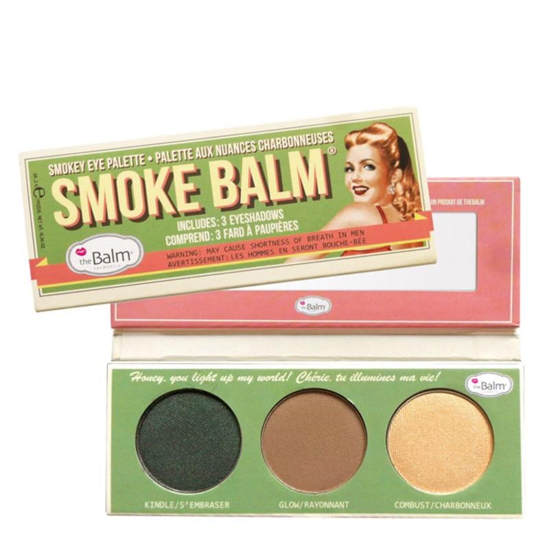 the Balm Smoke Balm 2 - Paleta de Sombras 10,2g