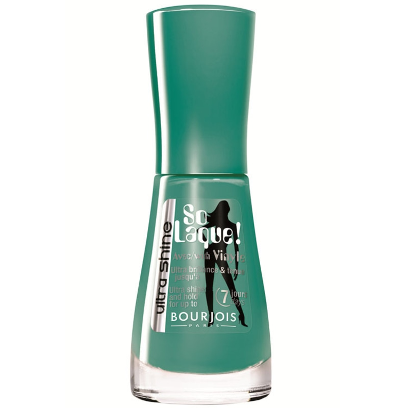 Bourjois So Laque Ultra Shine Vert Chlorophylle - Esmalte Cremoso 10ml