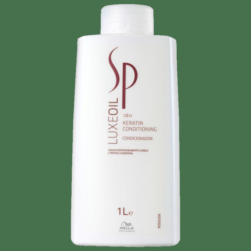 SP System Professional Luxe Oil Keratin Conditioning Cream – Condicionador 1000ml