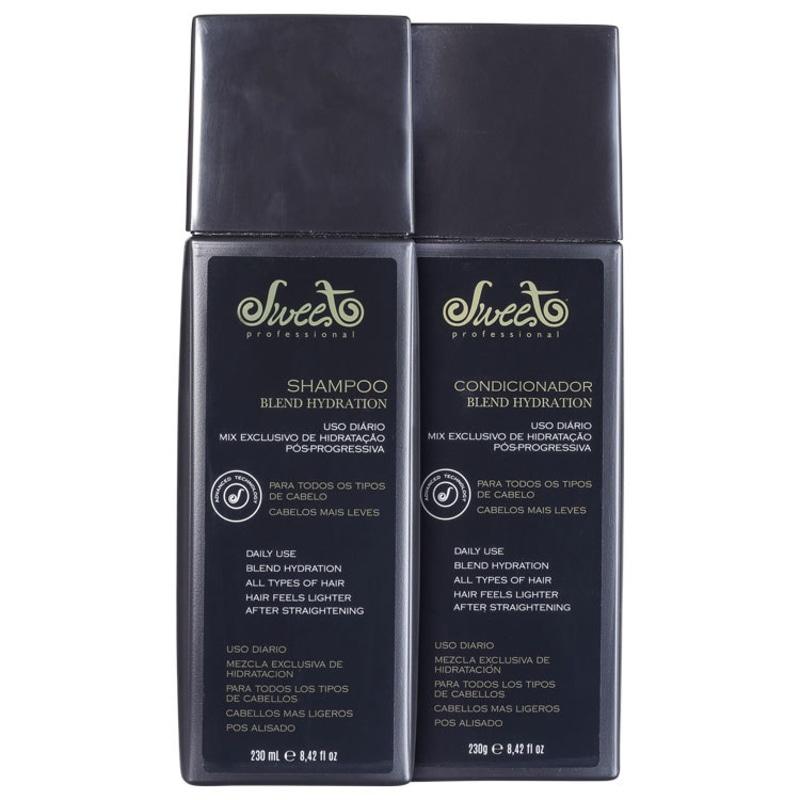 Sweet Hair Blend Hydration Duo Kit (2 Produtos)