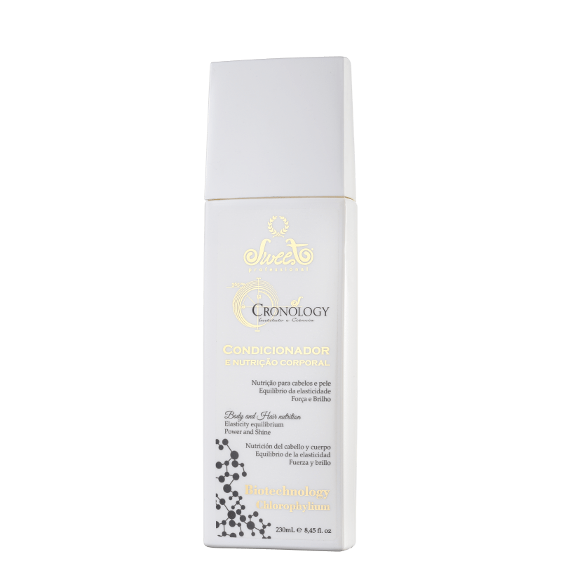 Sweet Hair Cronos Biotechnology Clorophilum - Condicionador 250g