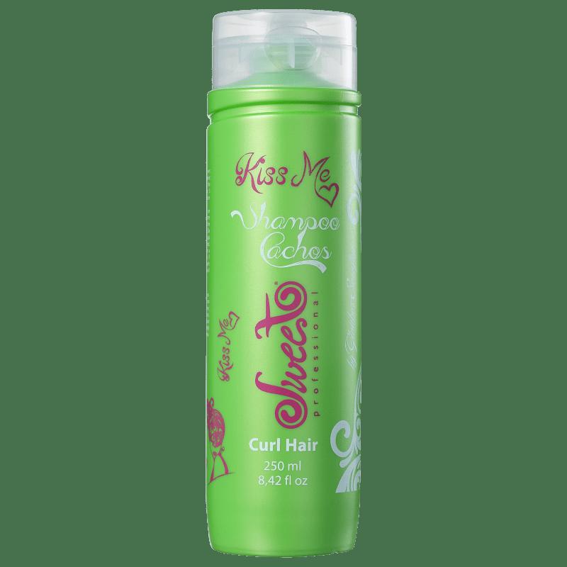 Sweet Hair Kiss Me Curl Hair - Shampoo 250ml