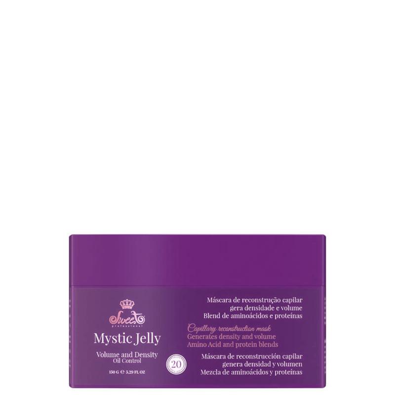Sweet Hair Lovely Mystic Jelly - Máscara de Tratamento 150g