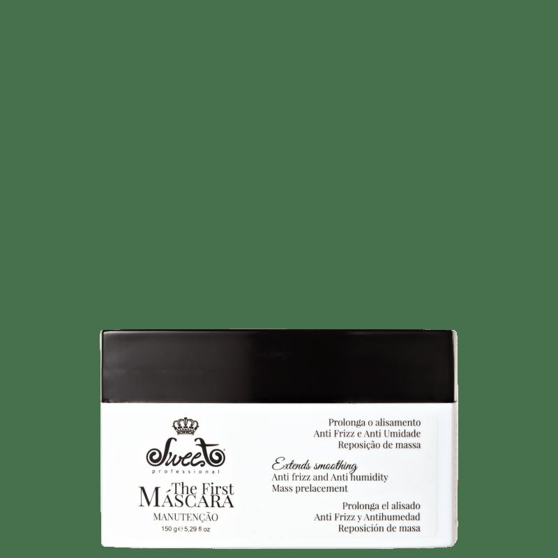 Sweet Hair The First Manutenção - Máscara 150g