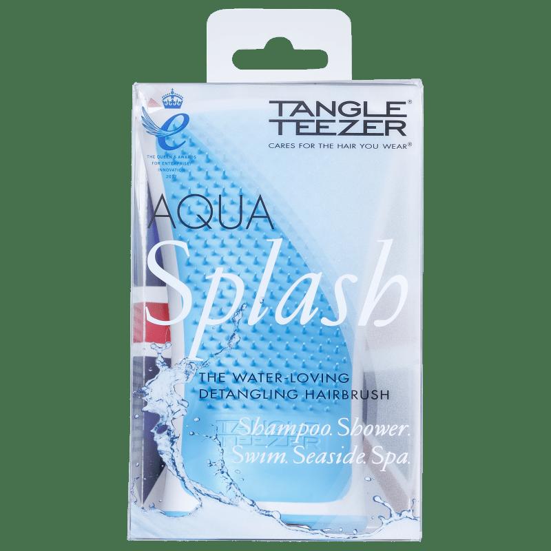 Tangle Teezer Aqua Splash Blue Lagoon - Escova