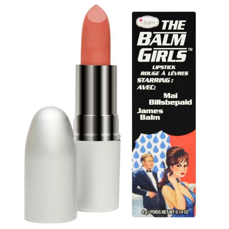 the Balm Girls Mai Billsbepaid - Batom Cremoso 4g