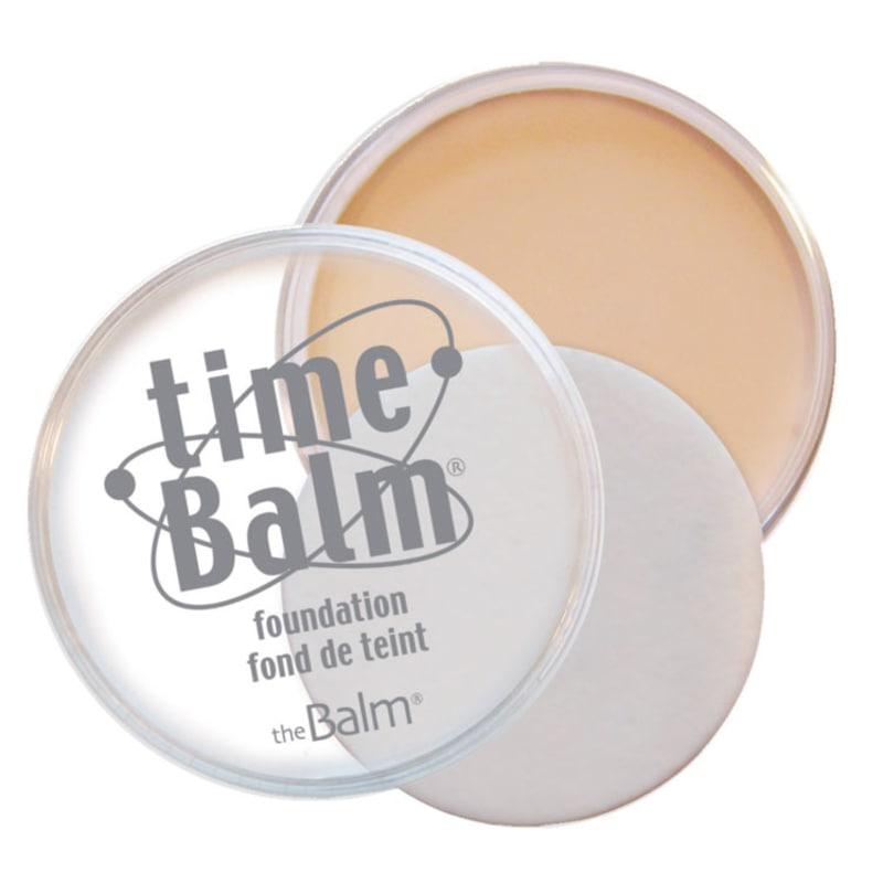 the Balm Time Balm Foundation Light - Base Compacta 21.3g