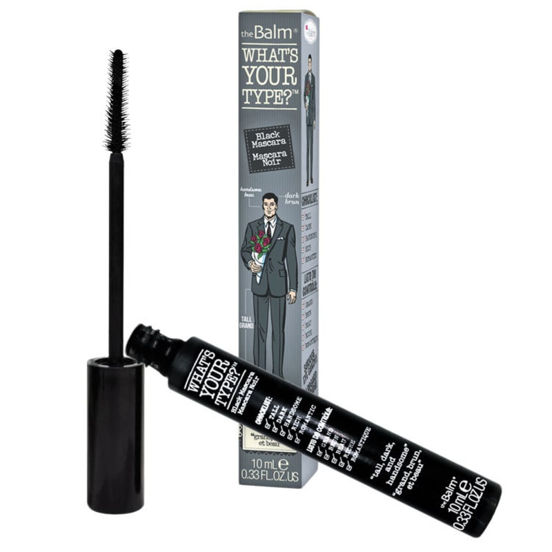 the Balm What's Your Type? Tall, Dark and Handsome - Máscara para Cílios 10ml