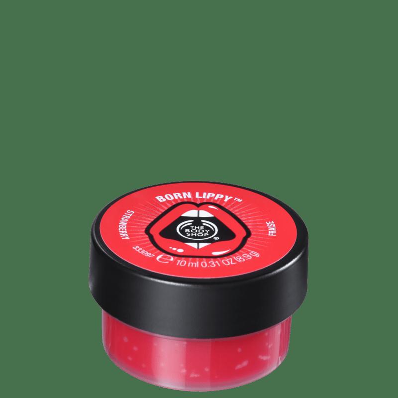 The Body Shop Born Lippy Strawberry - Hidratante Labial 10ml