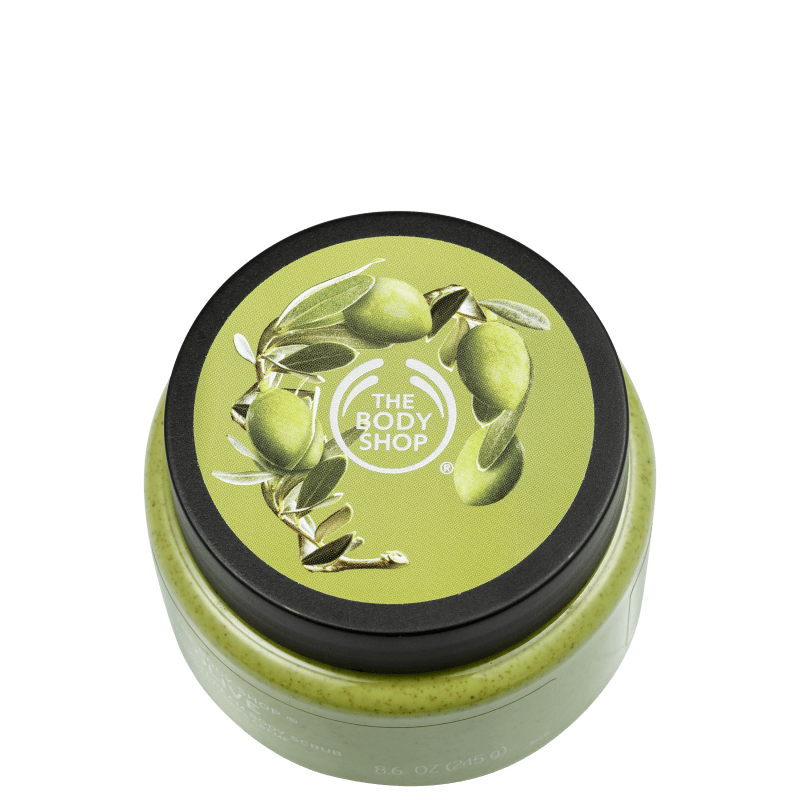 The Body Shop Olive - Creme Esfoliante Corporal 200ml