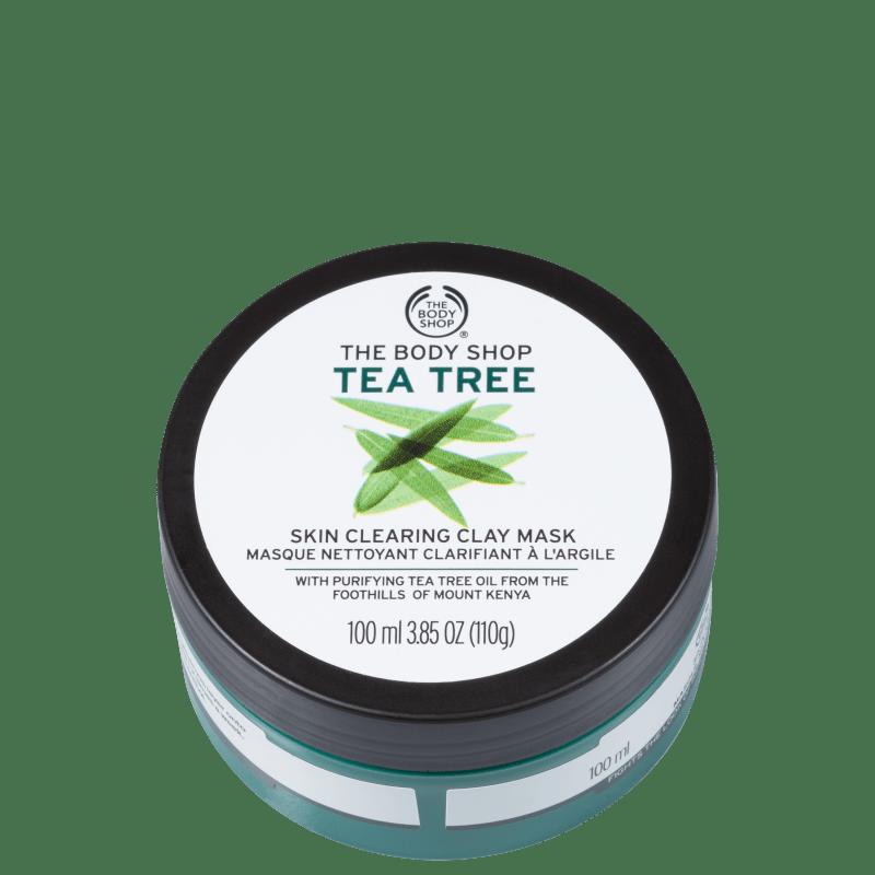 The Body Shop Tea Tree Skin Clearing Clay - Máscara Facial 100ml