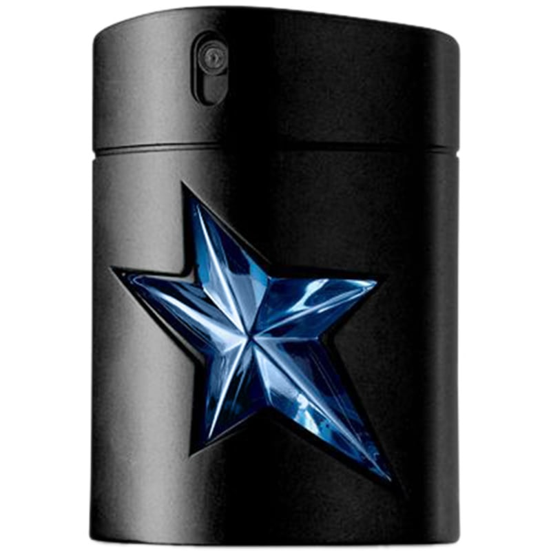 A*Men Rubber Refillable Thierry Mugler Eau de Toilette - Perfume Masculino 50ml