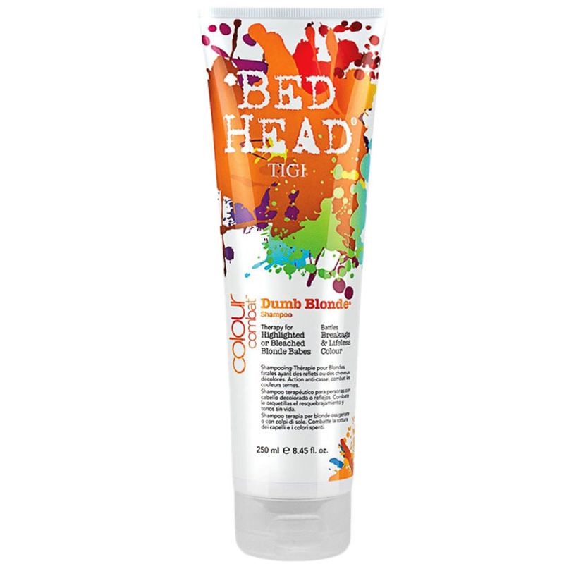 TIGI Bed Head Colour Dumb Blonde - Shampoo 250ml