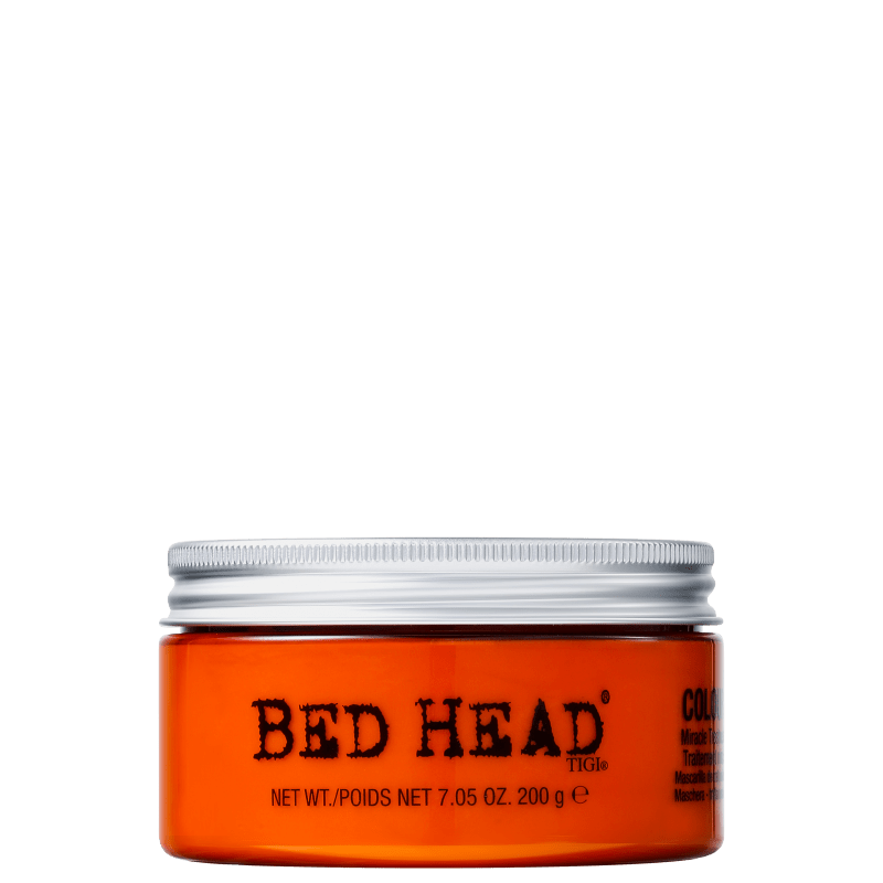 TIGI Bed Head Colour Goddess Miracle Treatment Mask - Máscara de Tratamento 200g
