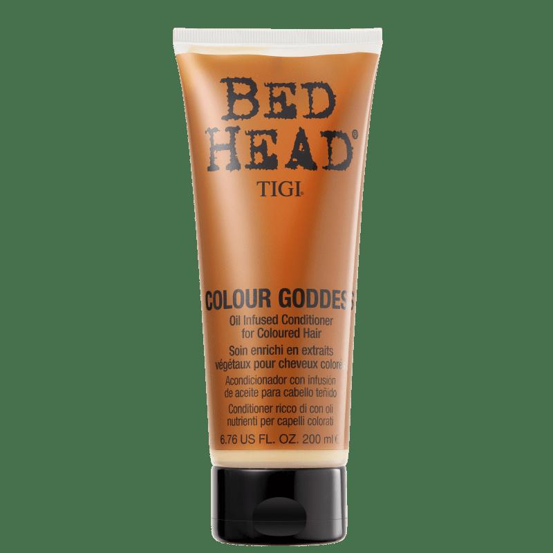 TIGI Bed Head Colour Goddess Oil Infused Conditioner - Condicionador 200ml